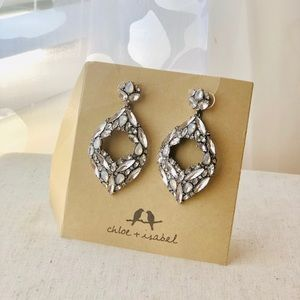 Chloe+Isabel Belle Statement earrings